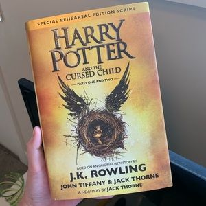 Other - Harry Potter and the Cursed Child Special Edition